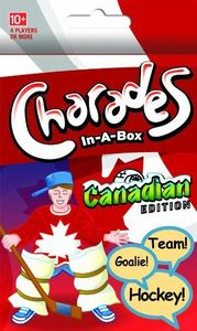 Charades In-A-Box: Canadian