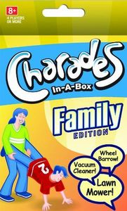 Charades In-A-Box: Family