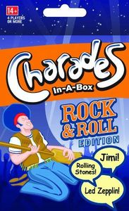 Charades In-A-Box: Rock and Roll