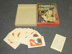Charlie Chan Card Game