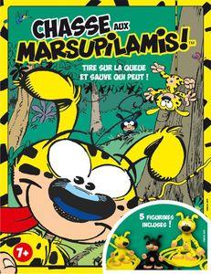 Chasse aux Marsupilamis!