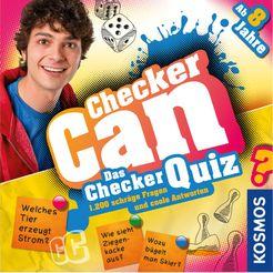 Checker Can: Das Checker Quiz