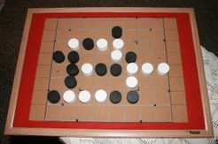 Checkers Gomoku