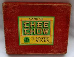 Chee Chow: The Mystic Seven