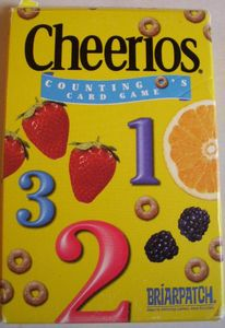 Cheerios Counting O's Card Game