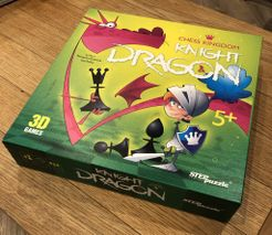 Chess Kingdom Knight & Dragon
