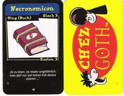 Chez Goth: Promokarte Necronomicon