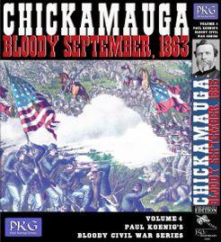 Chickamauga: Bloody September, 1863