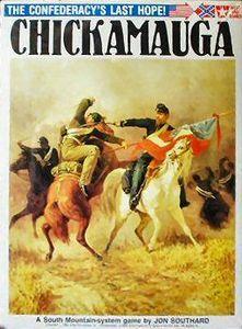 Chickamauga: The Confederacy's Last Hope