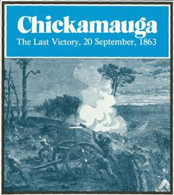 Chickamauga: The Last Victory, 20 September 1863