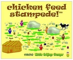 Chicken Feed Stampede!