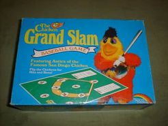 Chicken Grand Slam Baseball Game