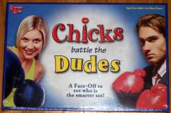 Chicks Battle the Dudes