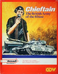 Chieftain, An Assault Series Module
