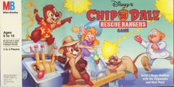 Chip 'n Dale: Rescue Rangers Game