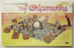 Chipmunks Superpopomatic 3-D Action Game