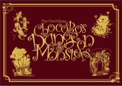 Chocobo's Crystal Hunt: Chocobo's Dungeons & Monsters