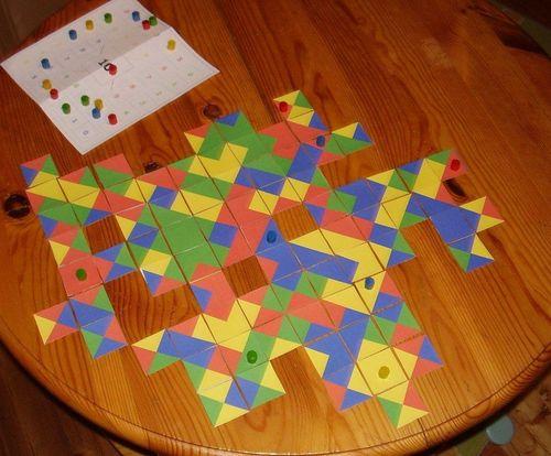 Cholor-tiles
