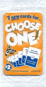 Choose One! Promo Pack