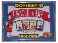 Choose the Right Match Game