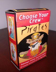 Choose Your Crew: Pirates