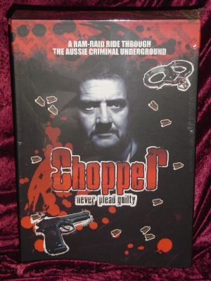 Chopper Read The Board Game: A Ram-Raid Ride Through the Aussie Criminal Underground