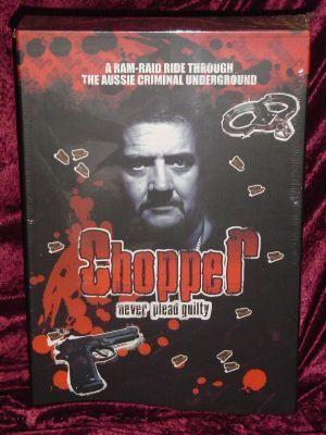 Chopper Read The Board Game: A Ram-Raid Ride Through the Aussie Criminal Underground