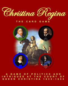 Christina Regina: The Card Game