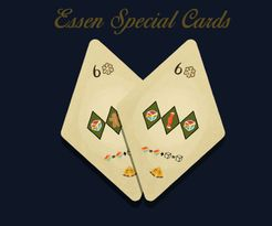 Christmas Tree: Essen Special Cards