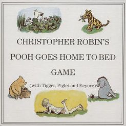 Christopher Robin's Pooh Goes Home to Bed Game