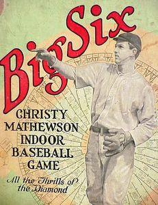 Christy Mathewson's Base Ball Game
