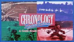 Chronology: Sports Edition