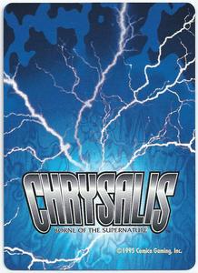 Chrysalis: Borne of the Supernature