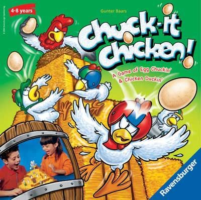 Chuck-It Chicken!