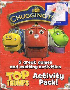 Chuggington Top Trumps Activity Pack