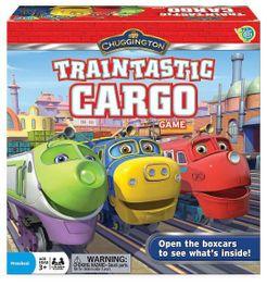Chuggington Traintastic Cargo Game