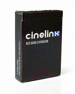 Cinelinx: A Card Game For People Who Love Movies – Red Band Expansion