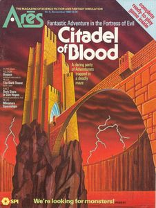 Citadel of Blood