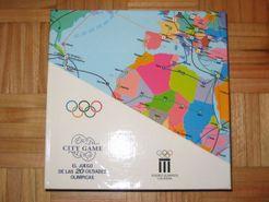 City Game: El Juego de las 20 Ciudades Olímpicas