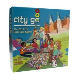 City Go: The Big City Discovery Game