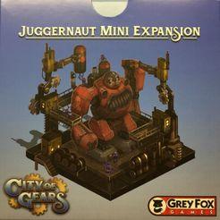City of Gears: Juggernaut Mini Expansion