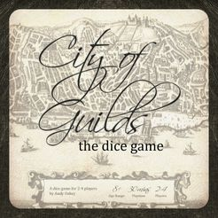 City of Guilds: The Dice Game