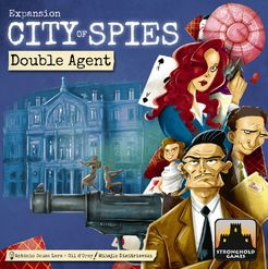 City of Spies: Double Agent