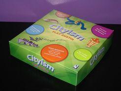 Cityism  -- The Austin Trivia Board Game