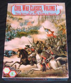 Civil War Classics, Volume 1: The Battles of Pea Ridge & Shiloh