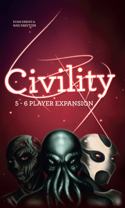Civility: 5-6 Player Expansion