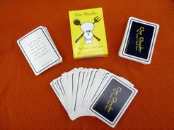 Clam Chowder: The Server's Card Game