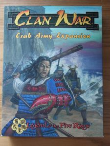 Clan War: Crab Army Expansion