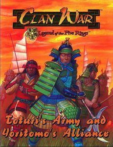 Clan War: Toturi's Army and Yoritomo's Alliance