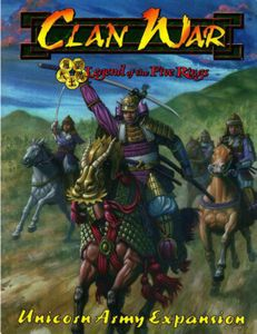 Clan War: Unicorn Army Expansion
